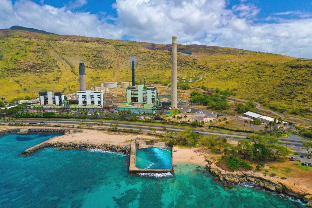 Electric Beach Snorkeling on Oahu